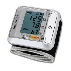 Hình ảnh Máy đo huyết áp cổ tay Microlife 3BJ1 4D (Trắng phối xám)