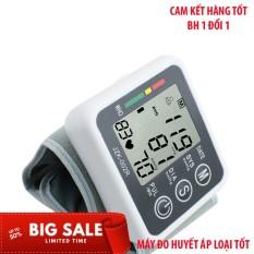 Máy đo huyết áp đeo tay , May do huyet ap dien tu - Máy đo huyết áp cổ tay K9, Chính xác tuyệt đối, dể dàng sử dụng - BH Uy Tín 1 đổi 1