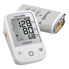 Hình ảnh Máy đo huyết áp Microlife A2 Basic (Trắng)