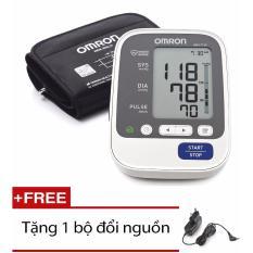 Máy đo huyết áp Omron Hem 7130 + Tặng bộ đổi nguồn
