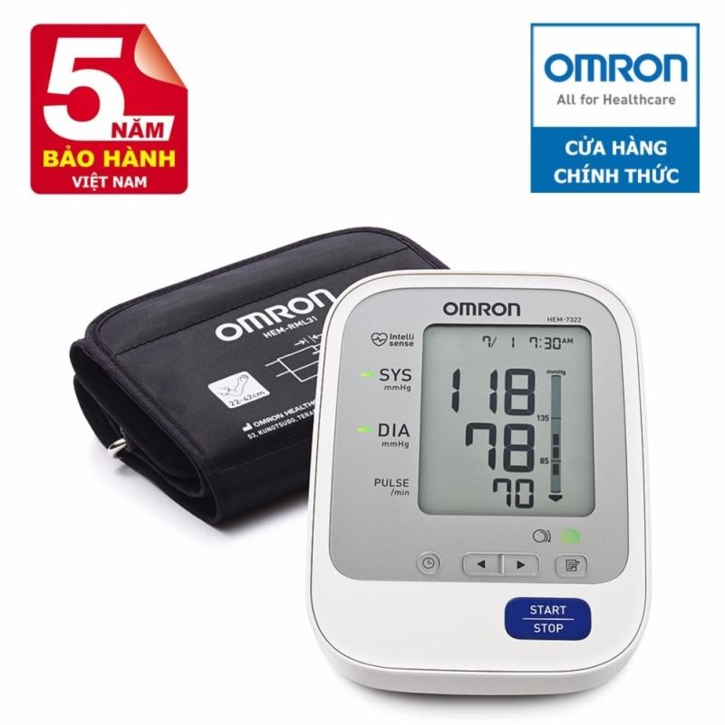 Máy đo huyết áp Omron HEM-7322-AP