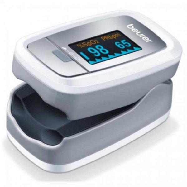 Máy đo khí máu và nhịp tim cá nhân BEURER PO30 bán chạy