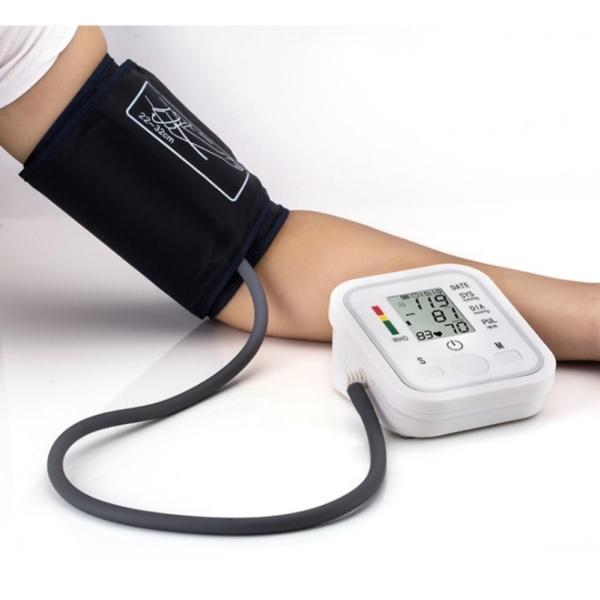 Máy đo nhịp tim - đo huyết áp ( Quà Tặng cho ông bà cha mẹ) bán chạy