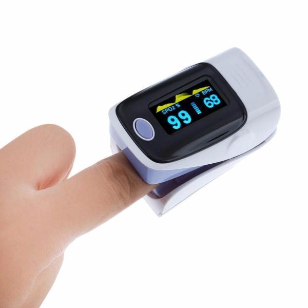 Máy đo nồng độ oxy trong máu spo2 bán chạy