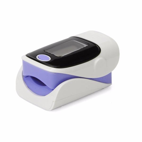 Máy đo nồng độ Oxy Trong máu SPO2 OX05 (Tím) bán chạy