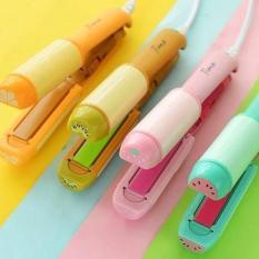 Hình ảnh Máy là tóc mini 2 Chức Năng 2in1 Uốn & Duỗi Kemier - máy làm tóc mini (giao màu ngẫu nhiên)