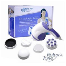 Ôn Tập May Massage Cầm Tay Relax Spin Tone A781