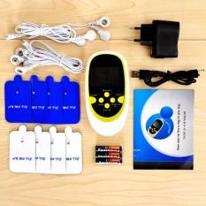 Hình ảnh Máy massage trị liệu xung điện 8 miếng dán VT01 hồi phục chức năng vận động thần kỳ