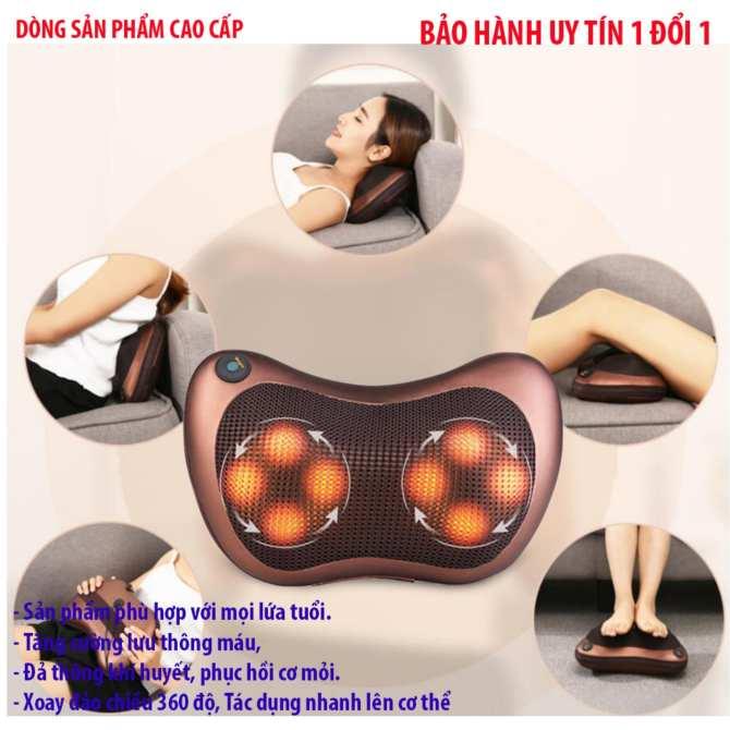 May matxa doctor ho, May matxa gia re - Máy massage hồng ngoại 8 bi - Dòng sản phẩm Cao Cấp, mới nhất 2018 - BH UY TÍN 1 đổi 1