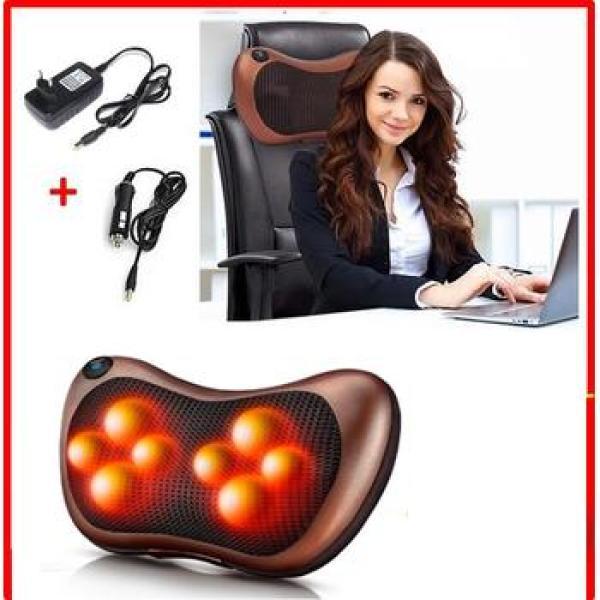 May matxa mini cam tay , may mat xa , gối massage hồng ngoại 8  bi ,massage trị liệu cao cấp ,mẫu mới nhất-BBVL