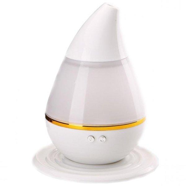 Máy phun sương tạo ẩm kèm đèn ngủ (Trắng) tốt nhất