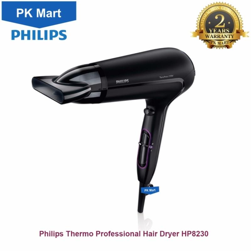 Máy sấy tóc cao cấp Philips HP8230 (Đen) -