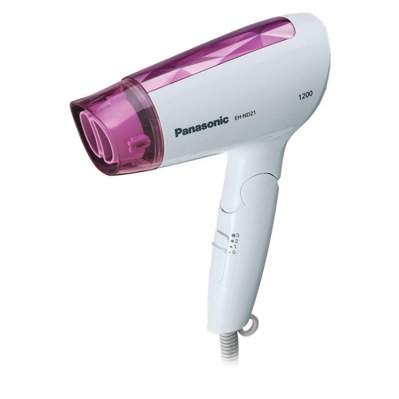 Máy sấy tóc Panasonic EH-ND21 (Trắng phối hồng) - Hàng nhập khẩu