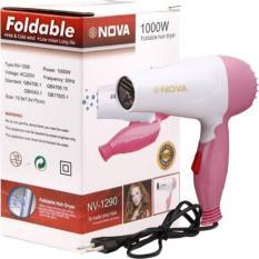 Máy sấy tóc tiện dụng NOVA công suất 1000W