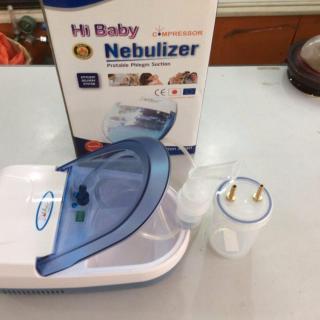 Máy xông hút mũi 2 trong 1 Dotha HealthCare HiBaby thumbnail