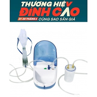 Máy xông hút mũi Dotha Health Care HiBaby thumbnail