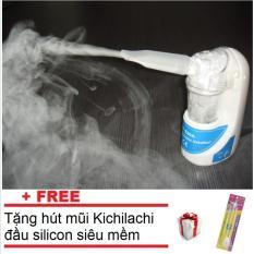 Máy xông khí dung siêu âm MY-520A + Tặng hút mũi Kichilachi đầu silicon