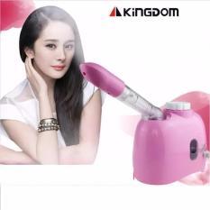Ôn Tập May Xong Mặt Mini Massager Kingdom K 33C Hồng