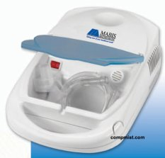 Máy xông mũi họng cao cấp với cốc xông tinh dầu và hấp tiệt trùng được