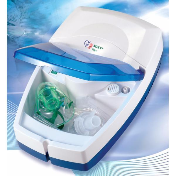 Máy xông mũi họng điều trị hen suyễn, hô hấp.