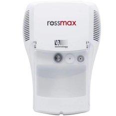 Máy Xông Và Hút Mũi Họng Khí Dung Rossmax NA100 - Kèm chức năng hút mũi (Trắng) nhập khẩu