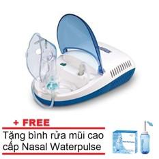 Máy Xông Mũi Họng Tobishi + Tặng Bình Rửa Mũi Waterpulse