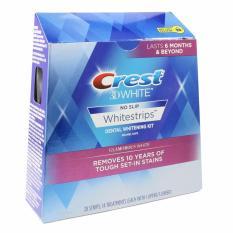 Giá Bán Miếng Dan Trắng Răng Crest 3D White Glamorous White 28 Strips Cao Cấp Va Kem Đanh Răng Crest Sample Rẻ Nhất