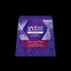 Miếng Dan Trắng Răng Crest 3D White Whitestrips Luxe 14 Ngay Crest Chiết Khấu