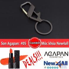 Moc Khoa Mở Bia New4All Thanh Son Li Agapan 05 Lipstick Cam Đao Hồ Chí Minh Chiết Khấu 50