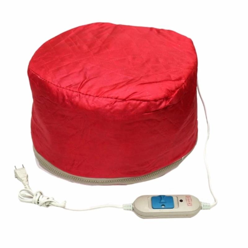 Mũ hấp tóc cá nhân (Đỏ) Sieuthigiadinh(SKU-161Đ) nhập khẩu