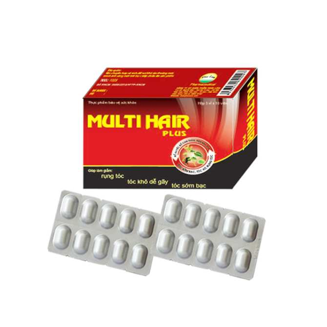 MULTIHAIR PLUS
