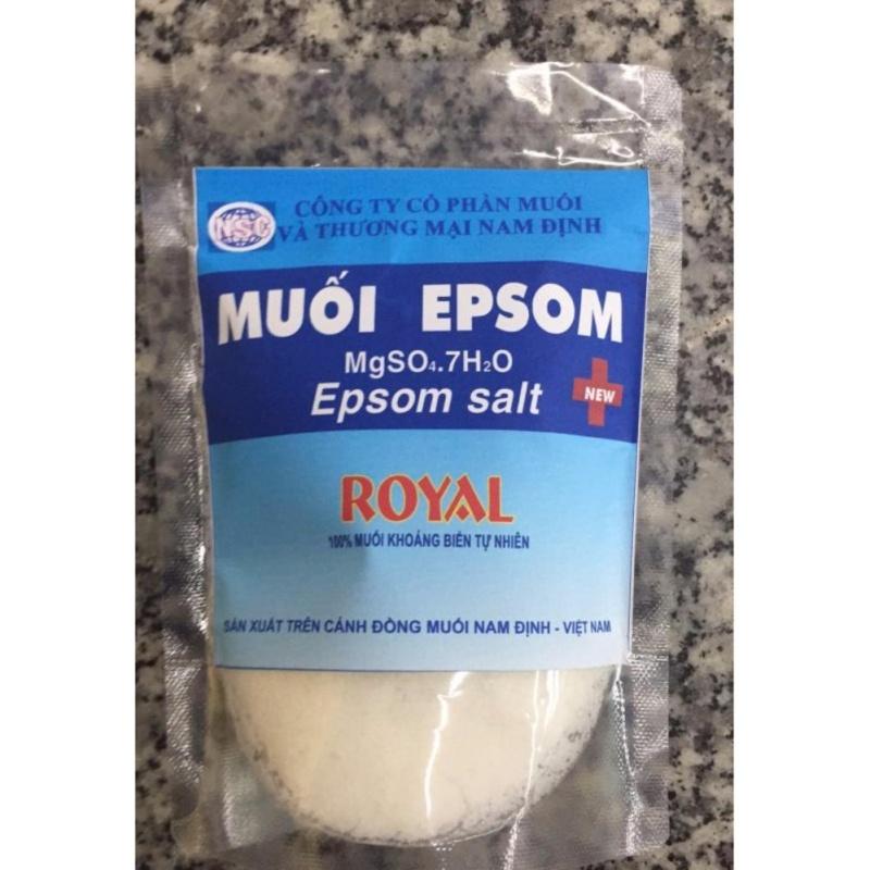 Muối khoáng tự nhiên tắm spa  EPSOM (200g)