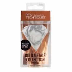 Bán Mut Trang Điểm Đa Năng Real Techniques Bold Metals Collection Miracle Diamond Sponge Rẻ Trong Hồ Chí Minh