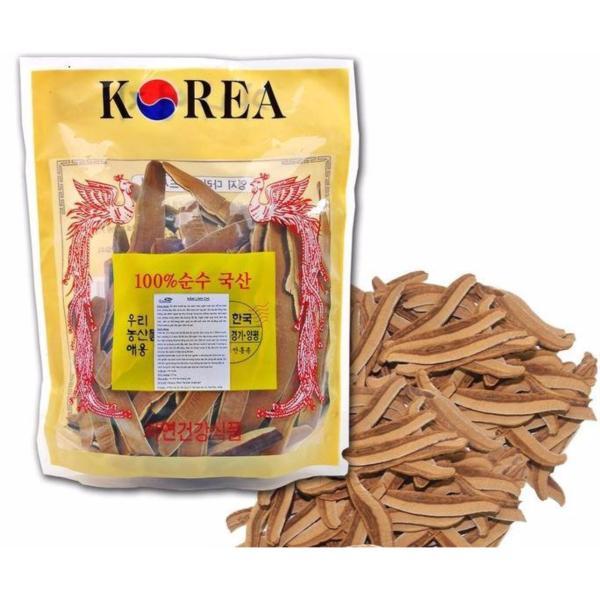 Nấm Linh Chi Hàn Quốc cắt lát cao cấp
