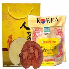 Ôn Tập Nấm Linh Chi Vang Nhập Khẩu Han Quốc 1 Kg 3 La Hang Mới Về Đang Trợ Gia Korea