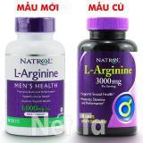 Bán Natrol L Arginine 3000Mg Hộp 90 Vien Mỹ Hỗ Trợ Sức Khỏe Tinh Dục Tăng Cường Sức Mạnh Nam Giới Mới