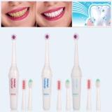 Mới Lông Bàn Chải Mềm Mại Có Thể Thay Thế Đầu Nha Khoa Vệ Sinh Bàn Chải Đánh Răng Điện Chăm Sóc Răng Miệng (Xanh Dương)-quốc tế