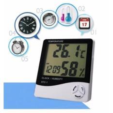 Nhiệt kế điện tử - ẩm kế điện tử - Nhiệt ẩm kế - Mã 007