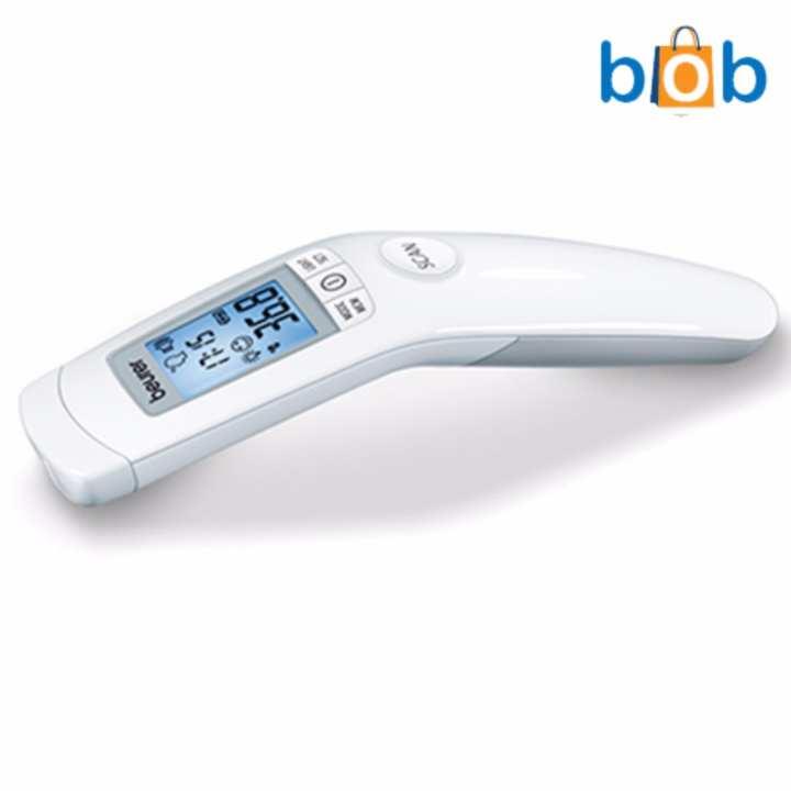Nhiệt kế đo trán Beurer FT90 (Trắng)