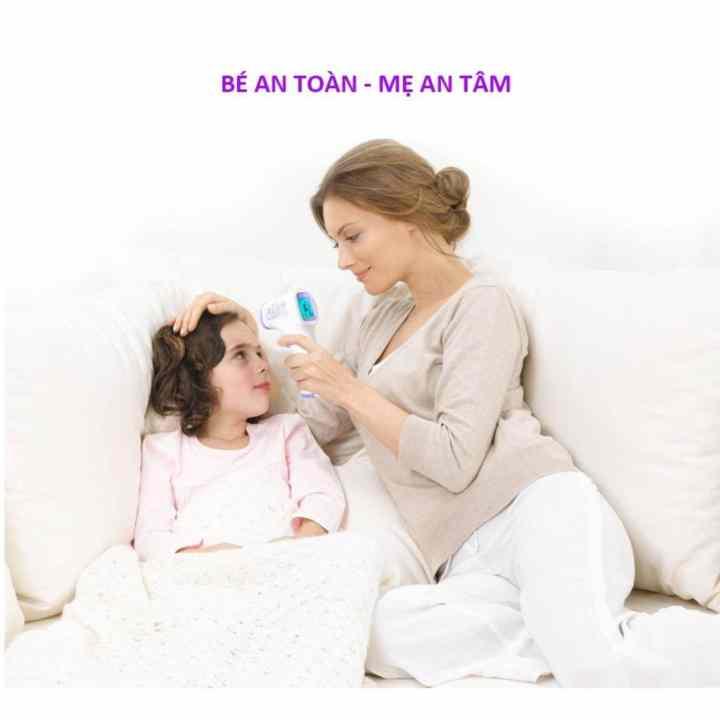 Nhiệt kế hồng ngoại đo trán trẻ em FI01 xuất xứ Nhật Bản