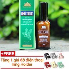 Hình ảnh Nhũ Tương Dành Cho Da Mụn, Da Dầu Narguerite 50ml+ tặng giá đỡ điện thoại Iring Holder