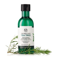 Nước cân bằng da THE BODY SHOP Tea Tree Skin Clearing Toner 250ml