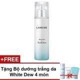 Bán Mua Nước Can Bằng Lam Trắng Da Laneige White Dew Skin Refiner 120Ml Tặng Bộ Dưỡng Trắng Da White Dew 4 Mon Vietnam
