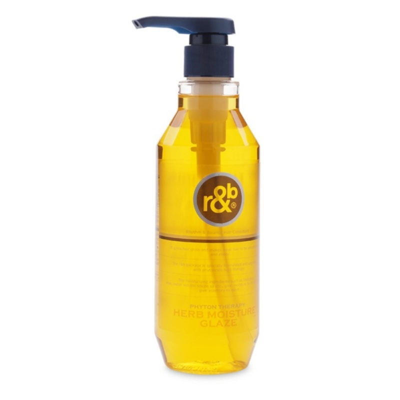 Nước dưỡng bóng tóc R&B Herb Moisture Glaze 450ml