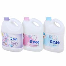Nước giặt Dnee 3000ml