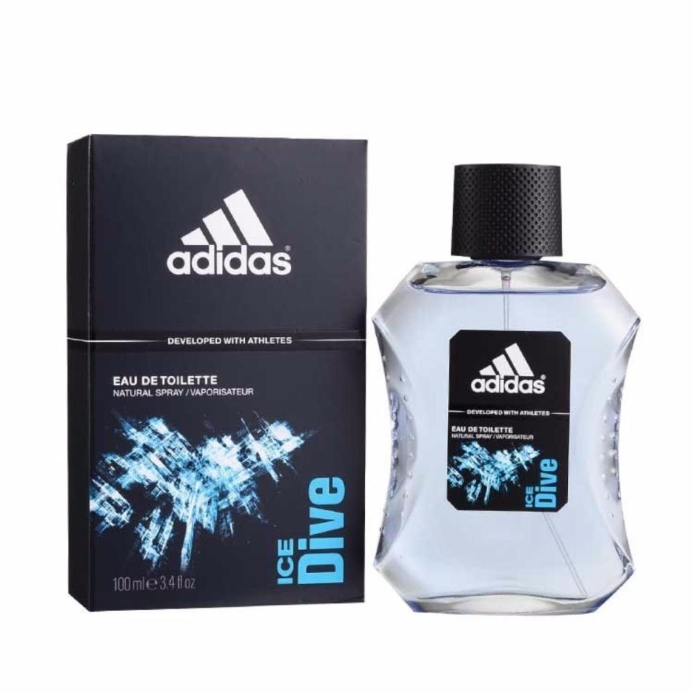 Nước Hoa A.D.I.D.A.S Eau De Toilette 100ml #Ice Dive