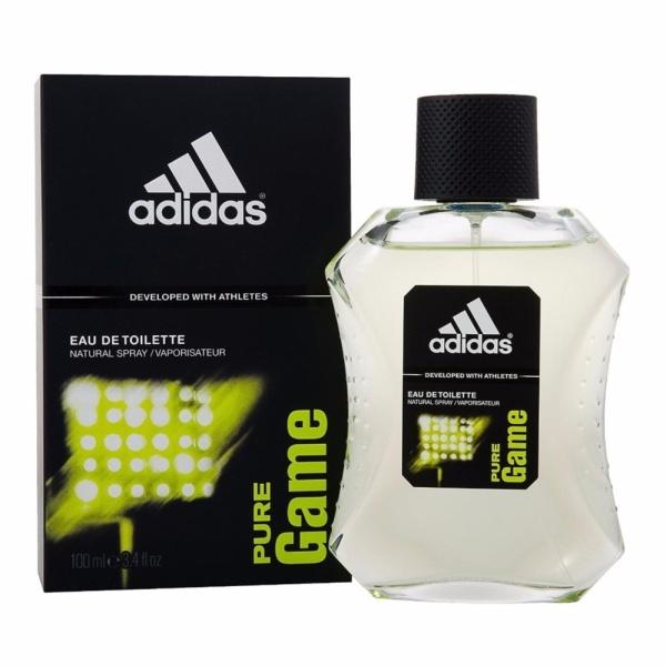 Nước Hoa A.D.I.D.A.S Eau De Toilette 100ml #Pure Game