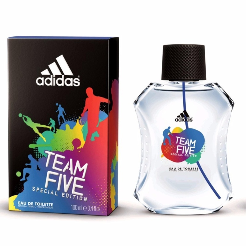 Nước Hoa Adidas Eau De Toilette 100ml #Team Five