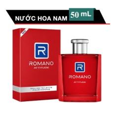 Nước hoa cao cấp Romano Attitude 50 ml