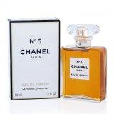 Bán Nước Hoa Chanel No5 Eau De Parfum 50Ml Nguyên